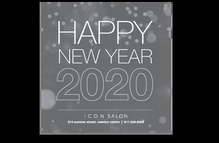 Happy New Year! Happy New Hair!