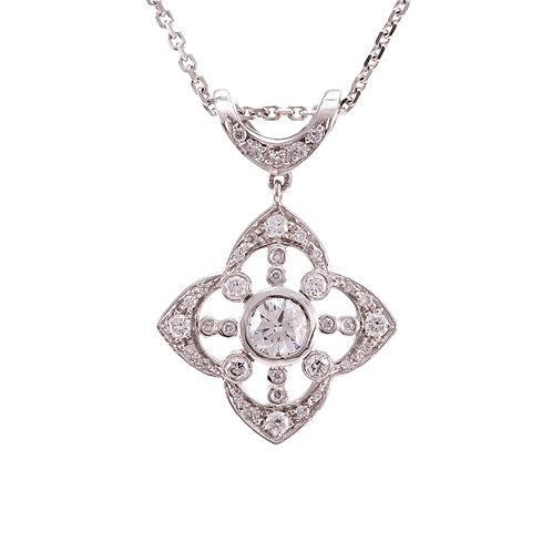 Diamond Set Pendant
