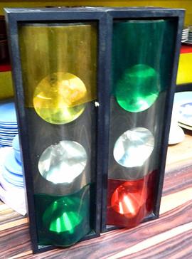 Vintage Sound Activated Disco Lights