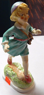 "Royal Worcester ""Thursday's Child"" Figurine"