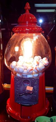 Retro Bubble Gum Lamp