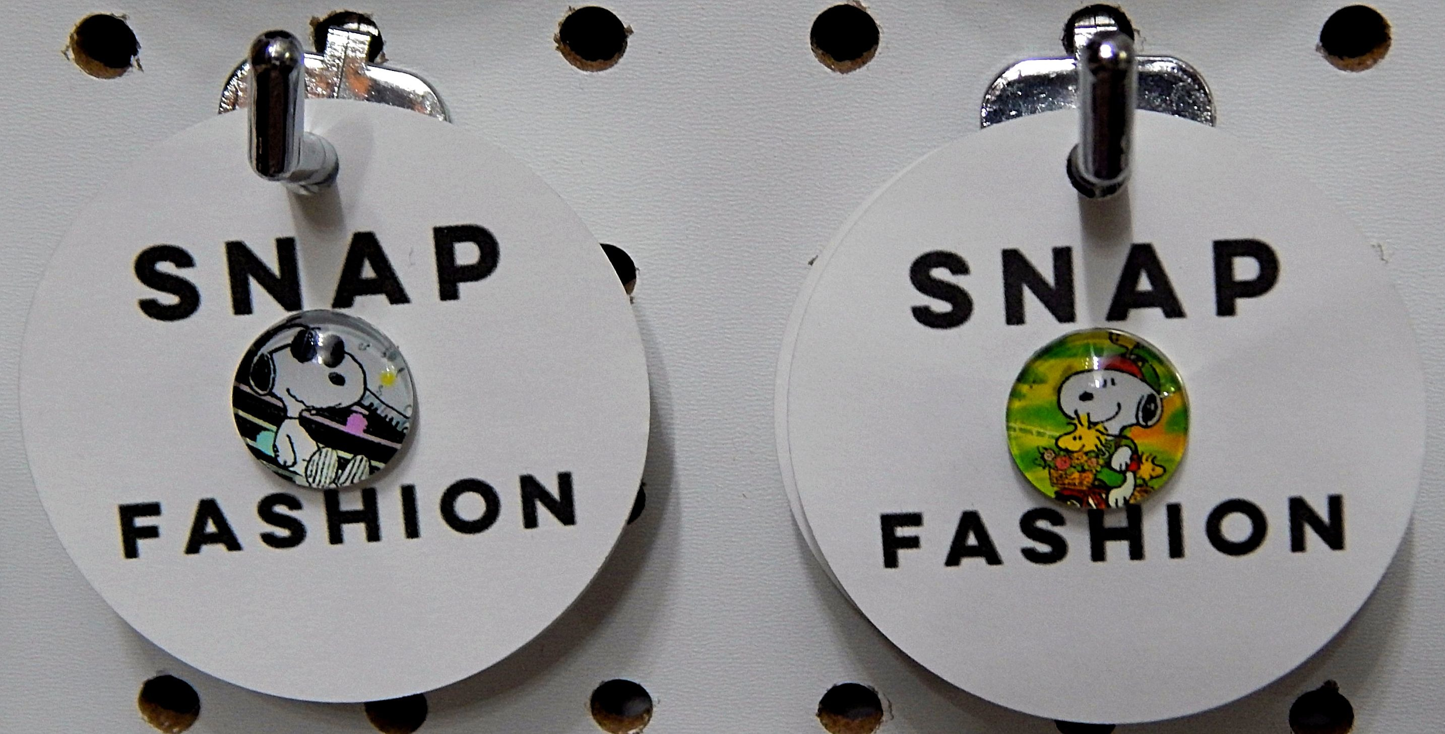 Snap Fashion Interchangeable Jewelry