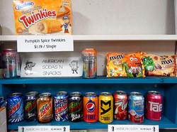 American Soda and Snacks