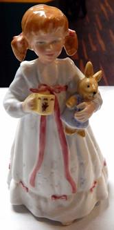 Royal Doulton HN3310 Bunny's Bedtime