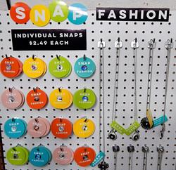 Snap Fashion Interchangeable Jewelry