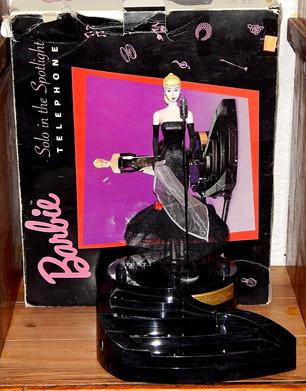 Retro Barbie Solo in the Spotlight Telephone