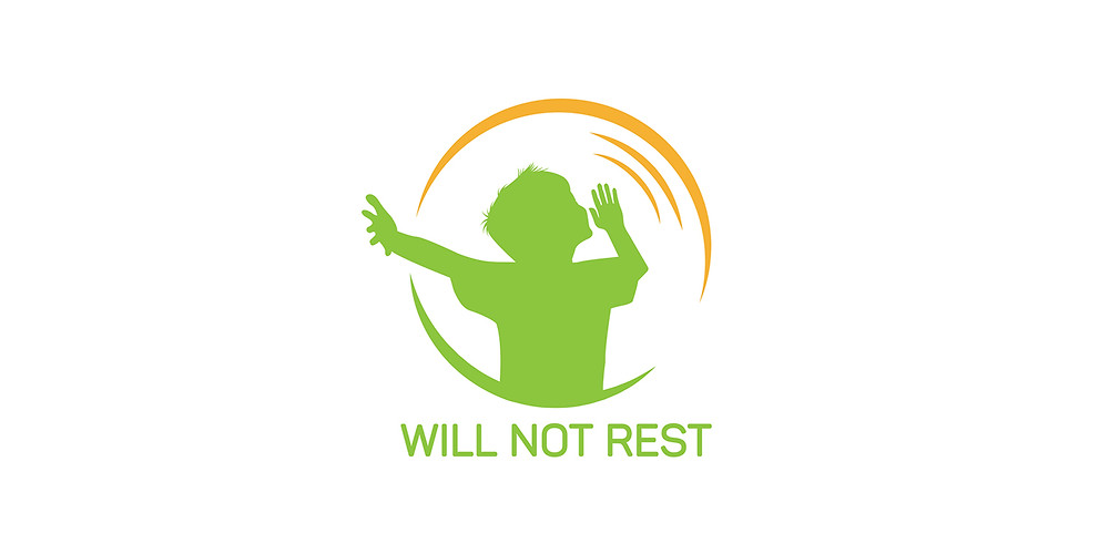 Will Not Rest  |  Mothers Day