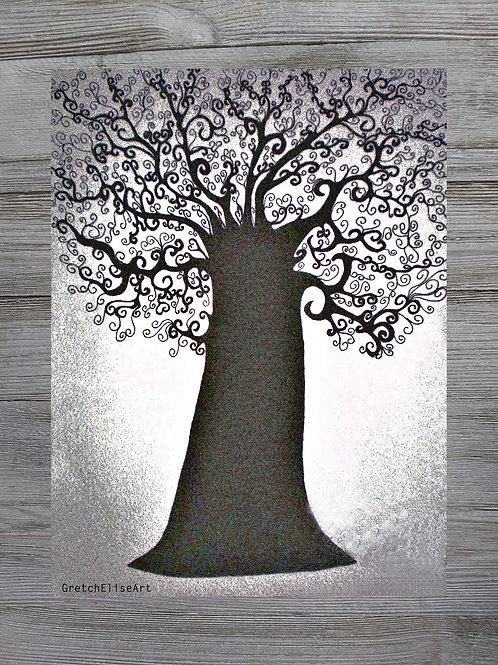Film Grain Tree