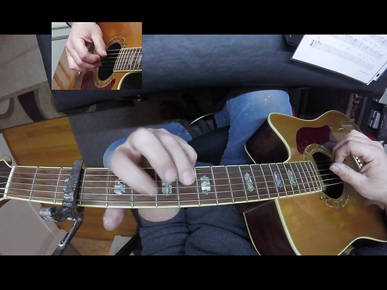 My Funny Valentine Tab - Arrangement by Sixstring66