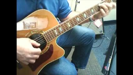 Shenandoah Guitar Tab