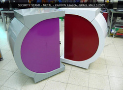 Security Stand