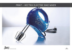 Print - vectrix electric bike