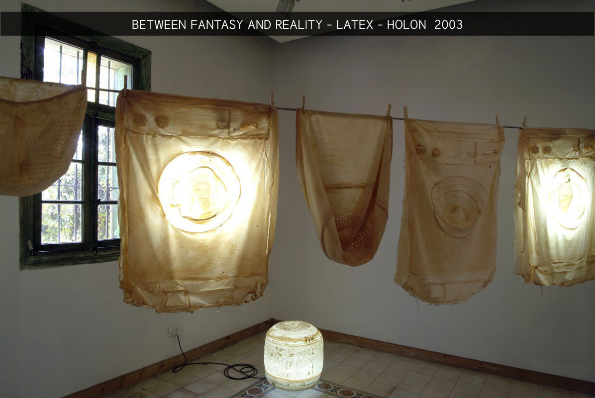 Between Fantasy And Reality