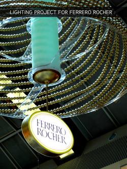 Lighting Project for Ferrero R