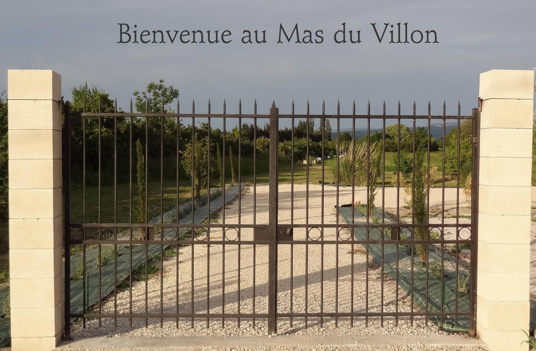 Bienvenue au Mas du Villon *