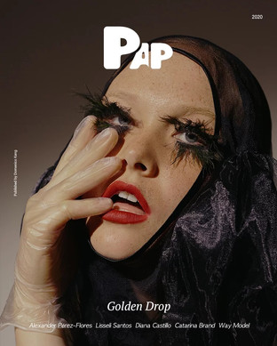 CATARINA FOR PAP MAGAZINE