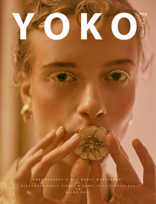 SALAD DAYS FOR YOKO MAGAZINE