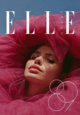 Elle Cezch - August Issue