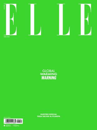 ELLE MEXICO - APRIL ISSUE