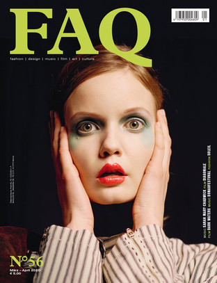 COVER FAQ MAGAZINE APRIL ISSUE