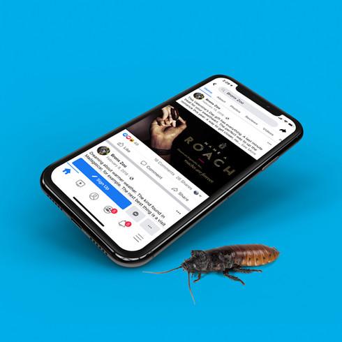 Bronx Zoo - Name a Roach