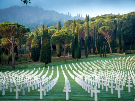 Honoring American Soldiers in Italy