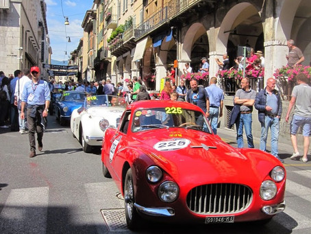 The Mille Miglia – Italy's Vintage Auto Race