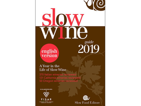 Slow Wine Guide and Tasting Events
