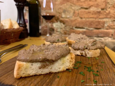 Crostini Toscani
