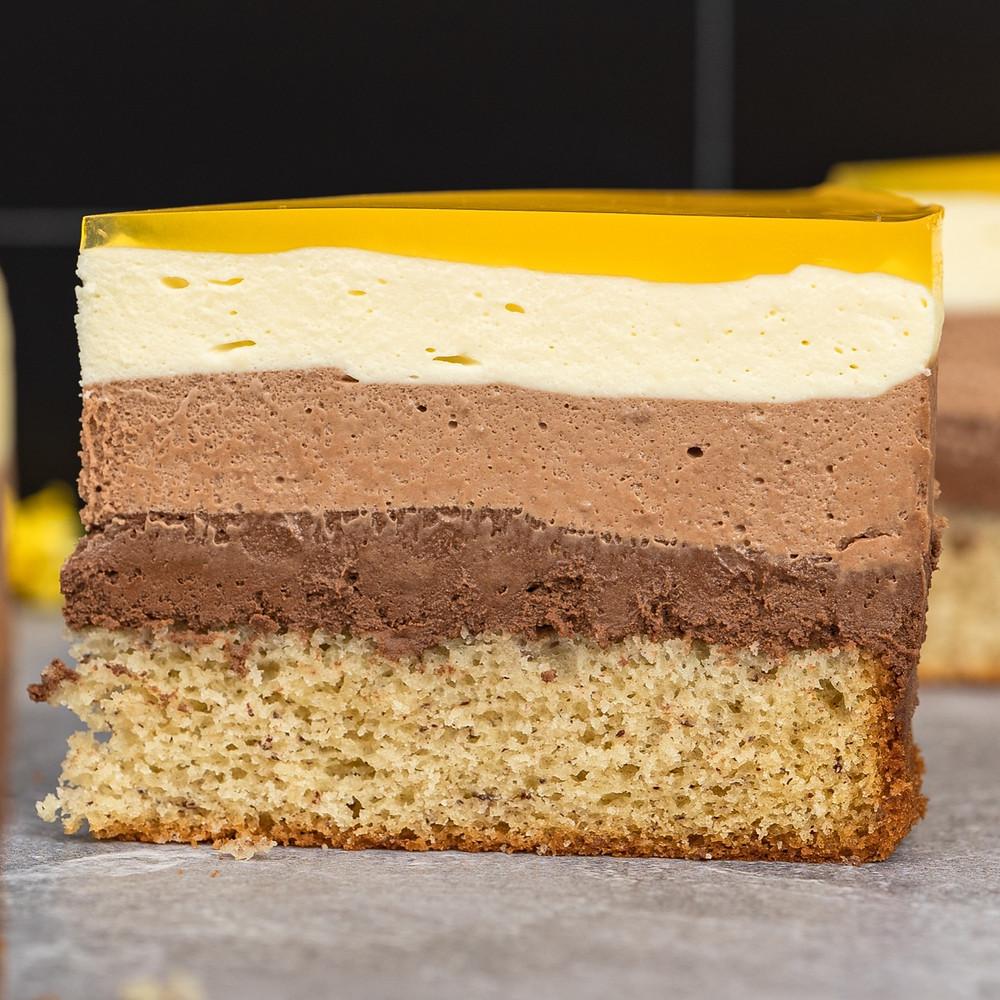 cake slice marble cake