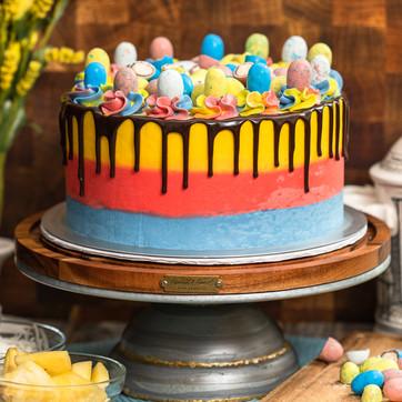 Pineapple Coconut Cake (Easter Cake)