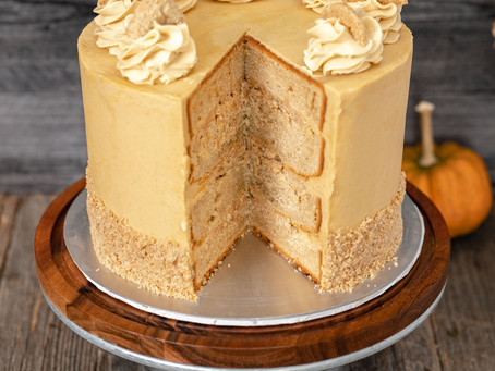 Snicker doodle Cake