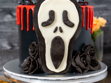 The Perfect Halloween Cake