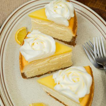 Ultimate Lemon Cheesecake