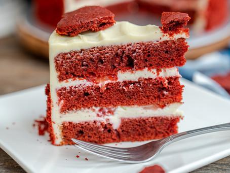 Red Velvet Cake (Valentine)