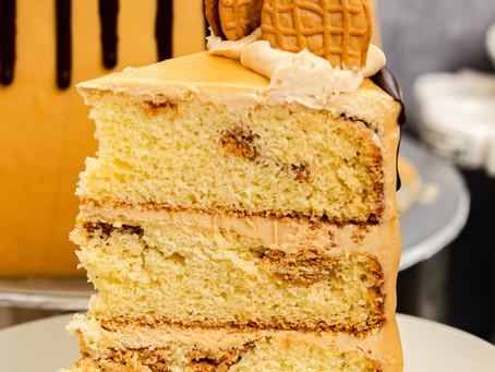 Peanut Butter (Nutter Butter) Cake