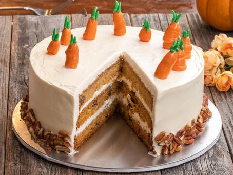 Carrot Cake Recipe (Homemade)
