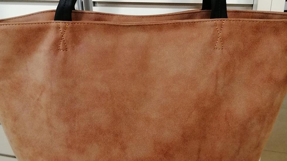 Tan Slouch bag