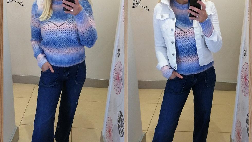 Mom Jeans 7/8 Length