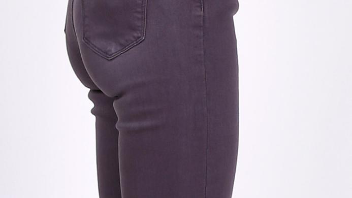 Toxiq Jeans - dark grey and black