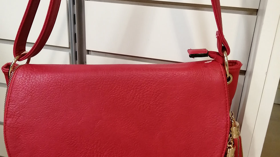 Red Cross over Bag