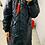Thumbnail: Sheeba Quilted coat Black