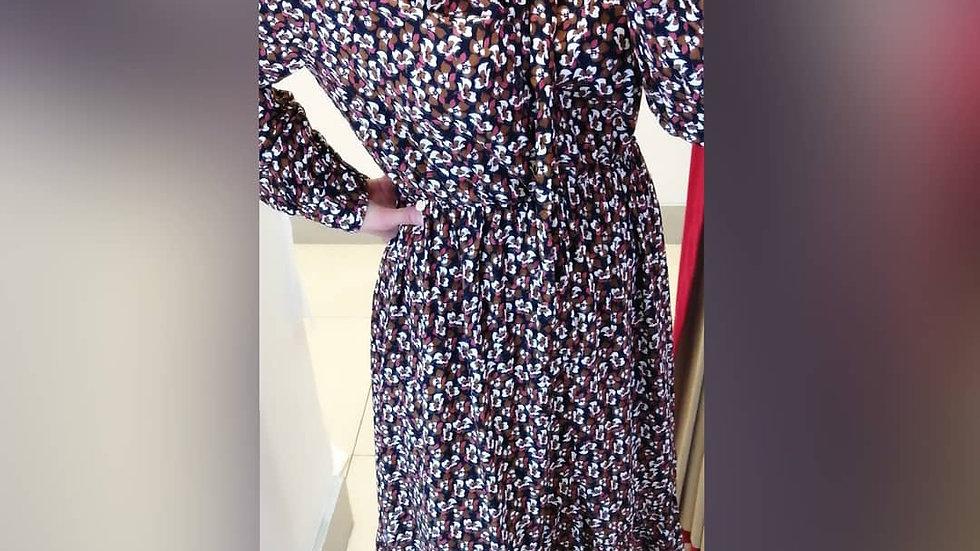 Cosmo flower dress
