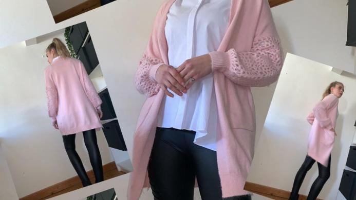 Suzy Cardi - candy pink