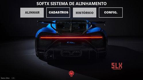 Softx - Software para alinhamento de direção