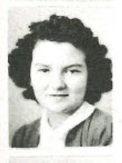 Melba Schneider First Barnwarming Queen
