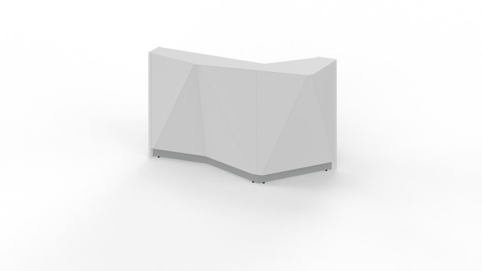 "ALPA Reception Desk ALP04L - 72 2/8"""