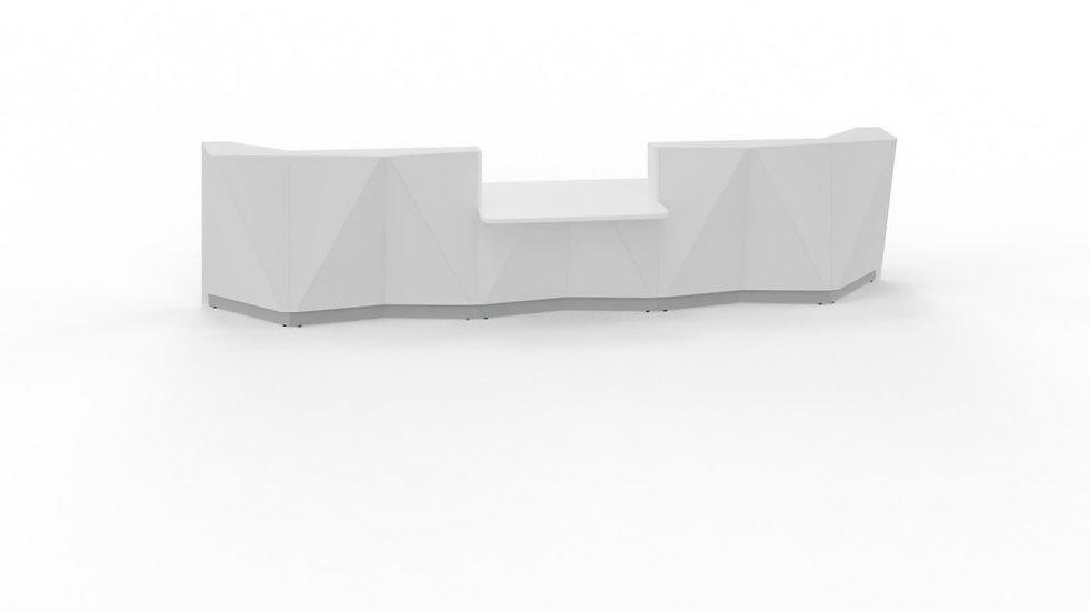 """ALPA Reception Desk ALP25 -  189 4/8"""""""