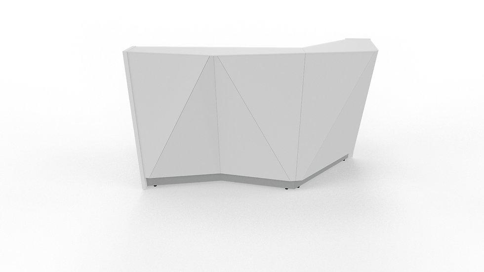 """ALPA Reception Desk ALP04L - 72 1/4"""" Length"""