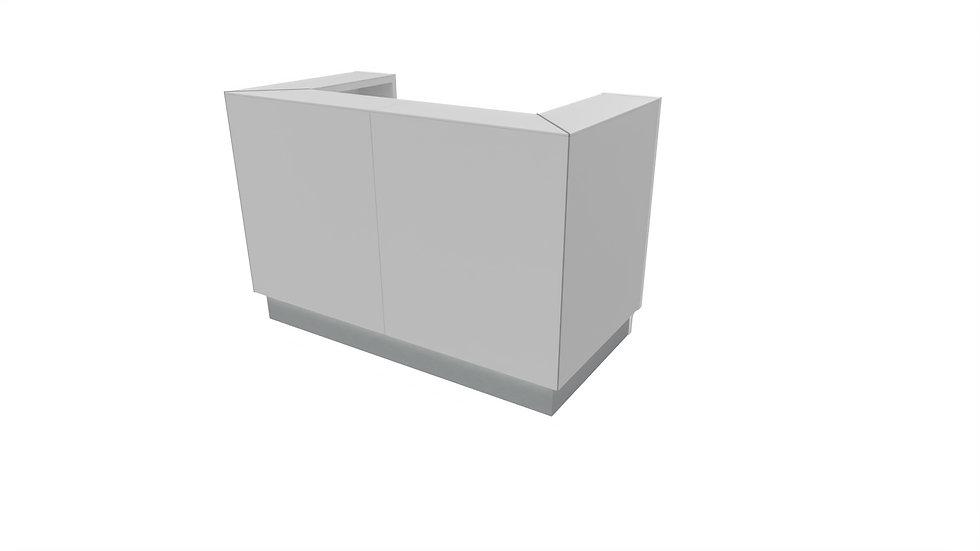 "LINEA Reception Desk LIN36 -  64 6/8"" Length"
